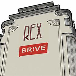 Cinéma Rex à Brive-la-Gaillarde